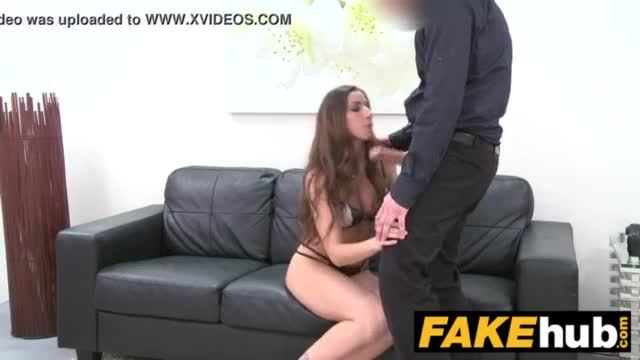 Fake Agent Amazing French beauty with perfect body likes to be on top