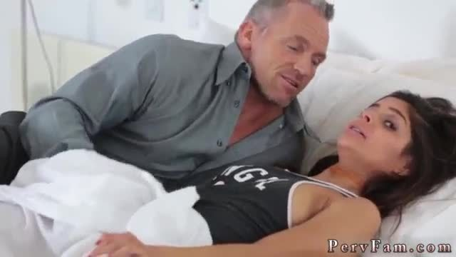 Teen uses vibrator for first time squirt and girl gets fucked by you