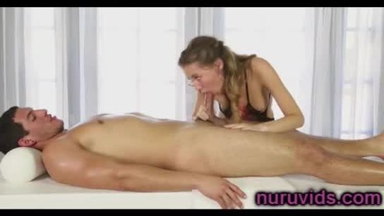 Alison Faye milking table massage